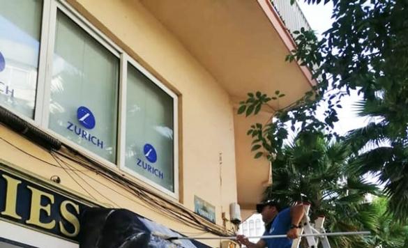 limpieza de toldo inmobiliaria 2
