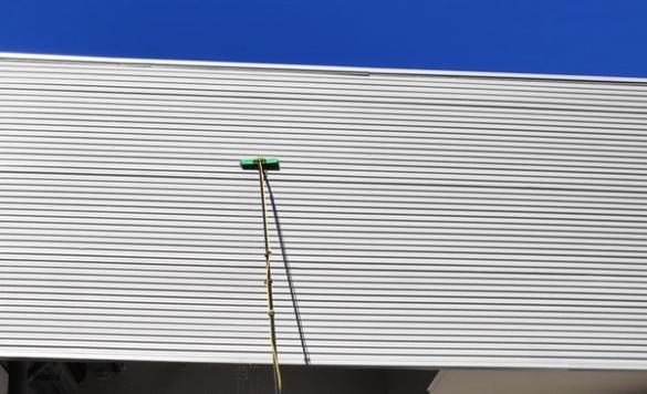 limpieza fachadas en denia