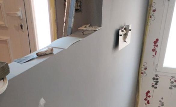 reparaciones de paredes