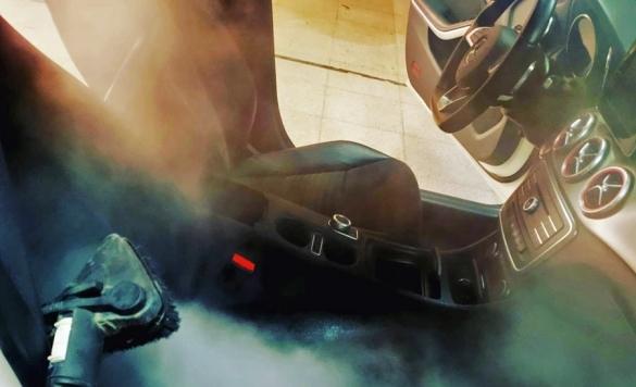 limpieza de coches interior en alicante