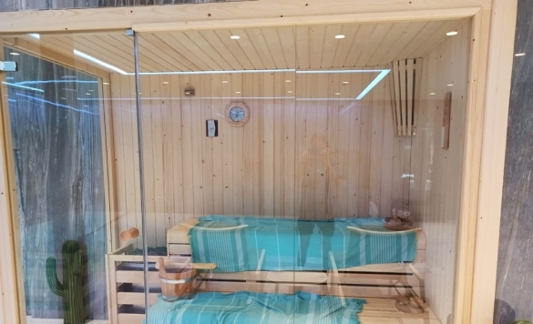 mantenimiento sauna calpe