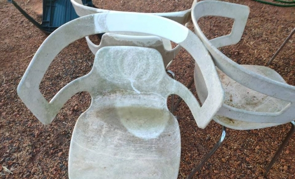 limpieza sillas calpe