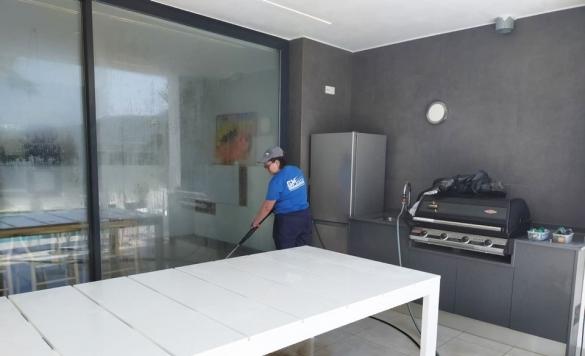 limpieza completa de chalet 9