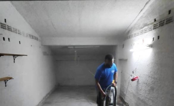 limpieza de garajes calpe