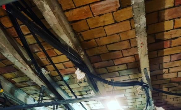montaje techo de pladur