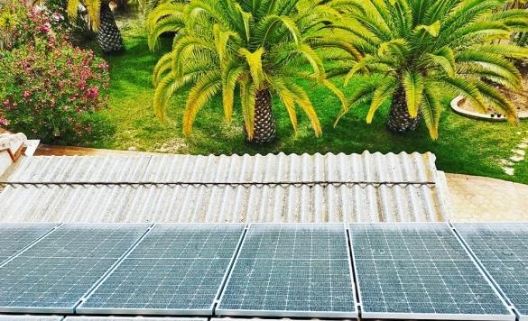 mantenimiento de placas solares calpe