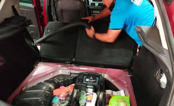 limpieza de vehiculos a vapor 6