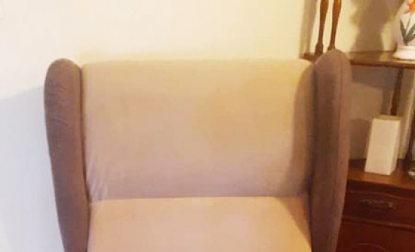 limpieza de sillones a vapor alicante 1