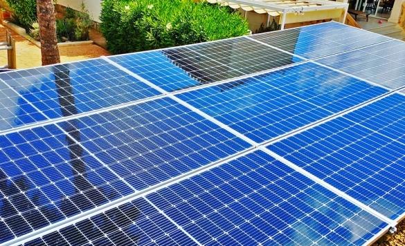 limpieza de placas fotovoltaicas calpe