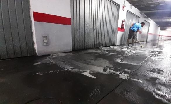 limpieza mercadona aparcamiento4