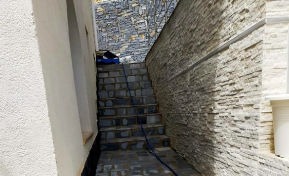 limpieza de terrazas benissa