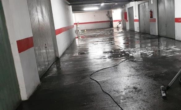 limpieza mercadona aparcamiento5