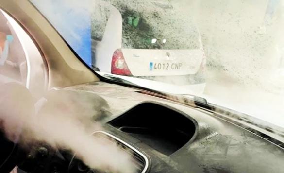 limpieza profunda de vehiculos alicante