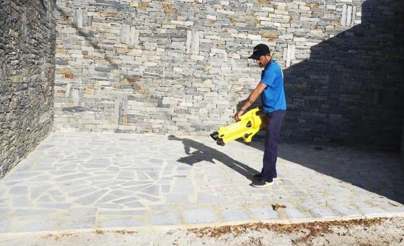 limpiezas de terrazas en calpe