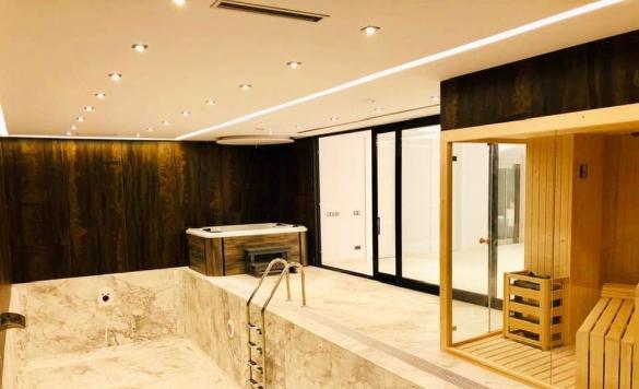 limpieza sauna 2