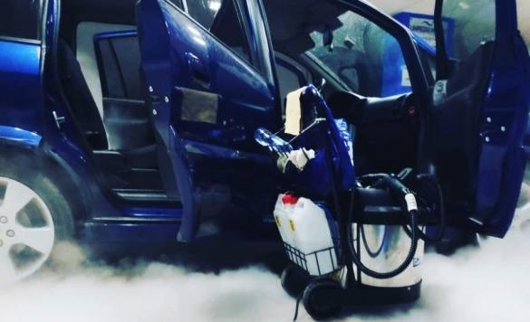 limpieza íntegra de vehículos