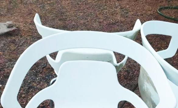 limpieza sillas en calpe
