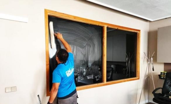 limpieza cristales oficina 2