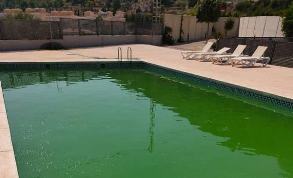 mantenimiento de comunidad piscina 2