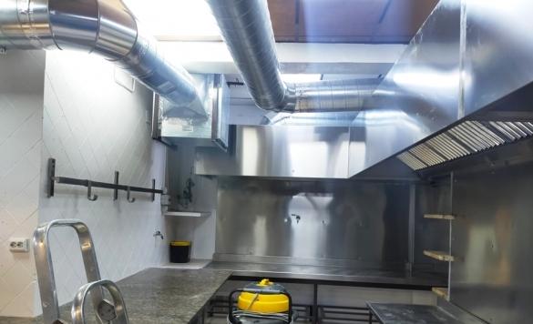 limpieza de cocinas industriales alicante