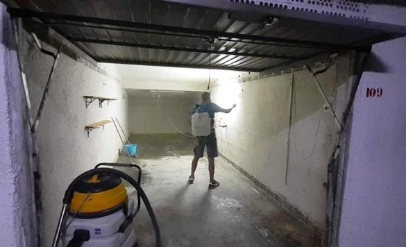 limpieza de garajes alicante
