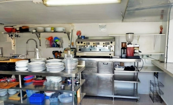 servicios de limpieza cocinas calpe