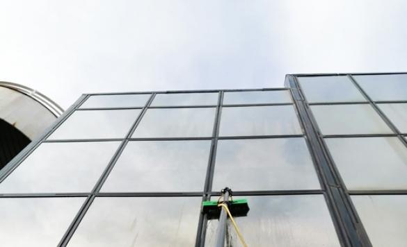 limpieza cristales verticales 12