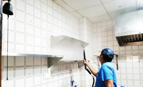 limpieza cocina y desinfeccion 4