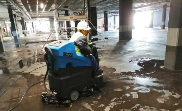 limpieza garajes 4