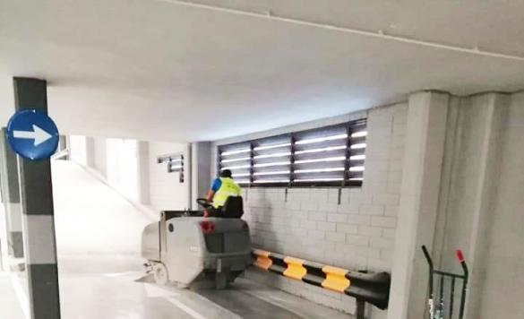 limpieza garajes 1