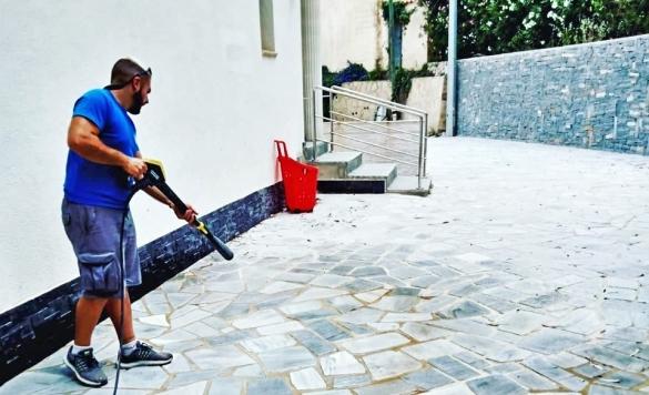 limpiar suelos de terrazo en calpe