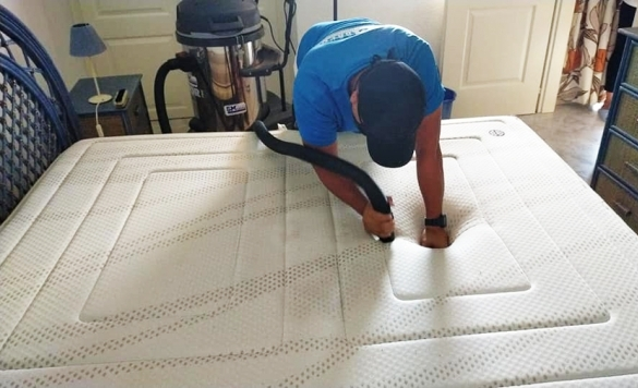 limpieza de manchas colchones 2