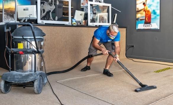 limpieza profesional alfombras alicante