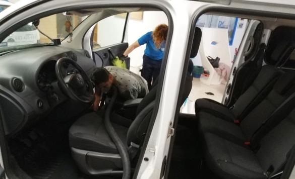 limpieza y desinfeccion coche 4