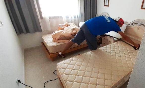 limpieza de colchones calpe