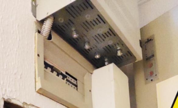 montaje panel electrico 1