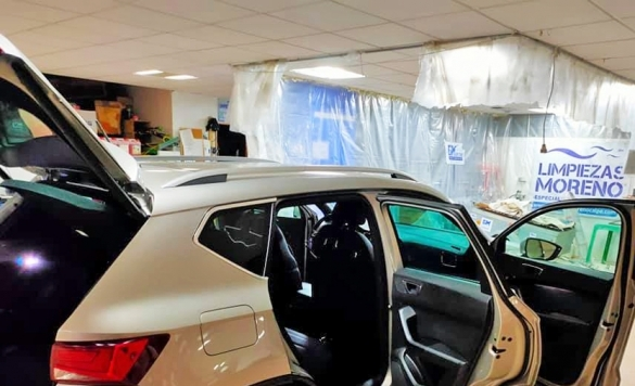lavado integral coche