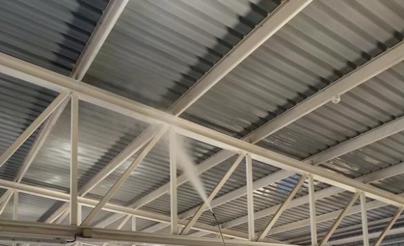 limpieza techos grandes superficies 4