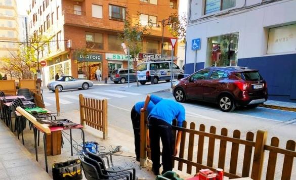 reparar terraza en calpe