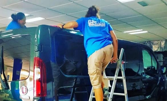 lavar furgonetas calpe