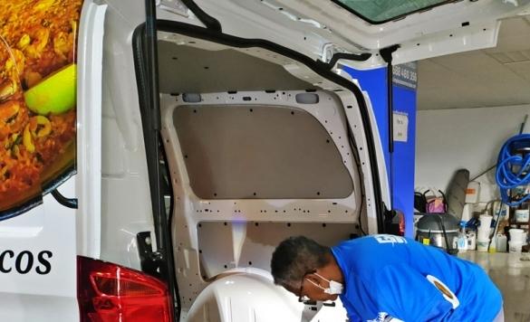 lavado de autos interior y exterior