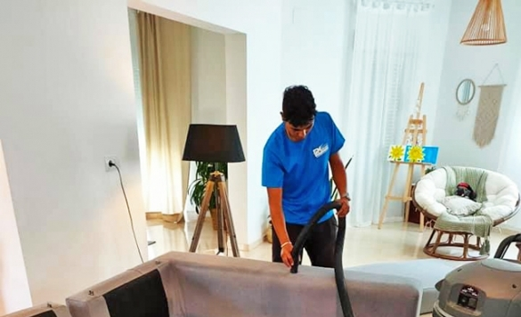 servicio de limpieza tapicerias a domicilio calpe