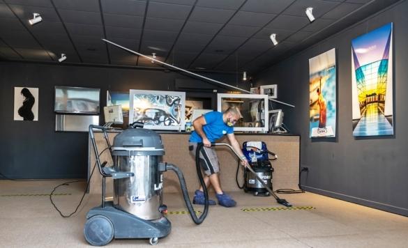 limpieza profesional alfombras calpe