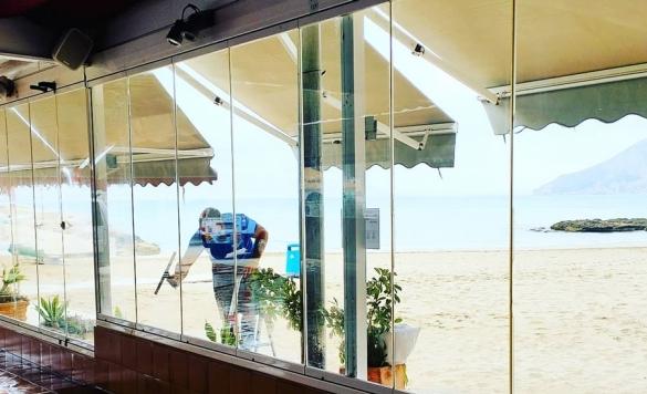 limpieza de restaurantes playas