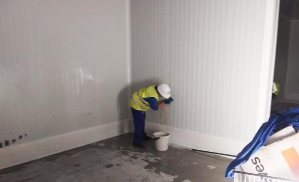 limpiar paredes en calpe