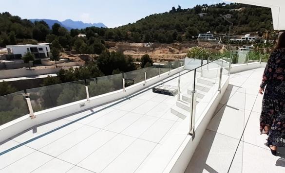 limpieza terrazas con oxidos 4