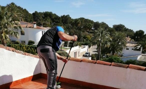 limpieza terraza benissa 3