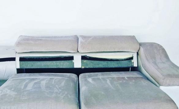 lavado de sofa en calpe