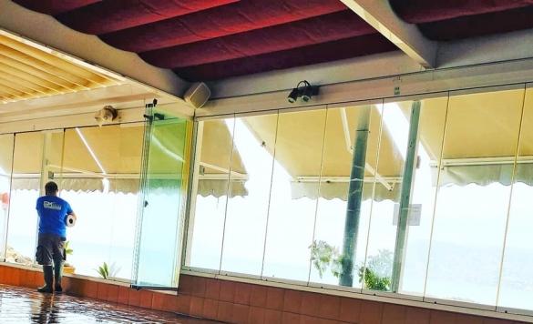 limpieza de restaurantes playa calpe