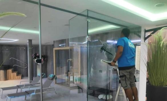 limpieza de cristales a domicilio en calpe